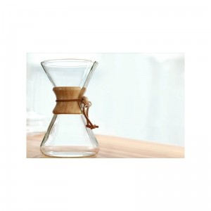 6 filiżanek Chemex Coffee Maker 0,9 l